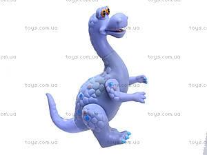 Резиновая игрушка «Динозавр», 2814, детский