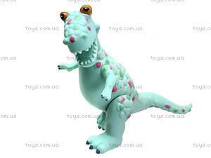 Резиновая игрушка «Динозавр», 2814, Украина