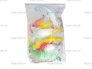 Динозавр-тянучка «Гонконг», 12 видов, A016PG, отзывы