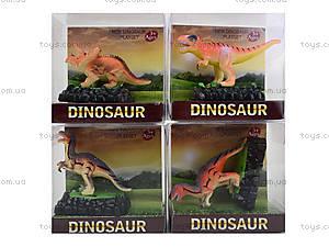 Игрушечный динозавр для детей, TB001, детские игрушки