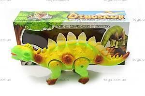 Детская игрушка «Динозавр» с музыкальными эффектами, 3807