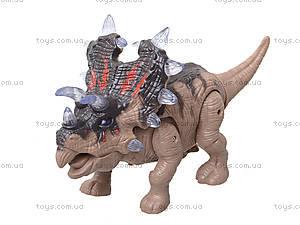 Музыкальный динозавр «Дино», NY005-B, детские игрушки