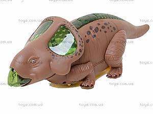 Музыкальный динозавр для малышей, 60075, купить