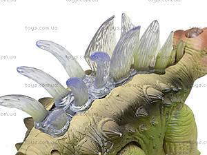 Музыкальная игрушка для детей «Динозавр», 3303, купить