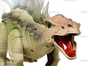 Музыкальная игрушка для детей «Динозавр», 3303, фото