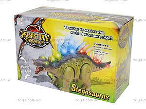 Музыкальная игрушка для детей «Динозавр», 3303, отзывы