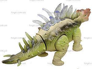 Музыкальная игрушка для детей «Динозавр», 3303, игрушки