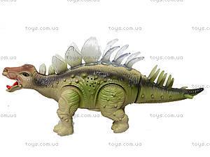 Музыкальная игрушка для детей «Динозавр», 3303, детские игрушки