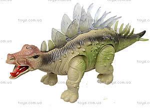 Музыкальная игрушка для детей «Динозавр», 3303, магазин игрушек