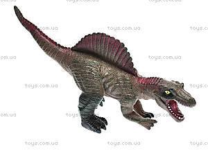 """Музыкальный Динозавр """"Хищный Спинозавр"""", JX106-6C, фото"""