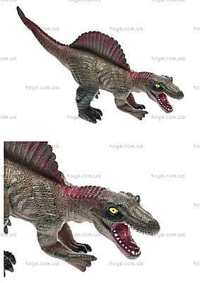 """Музыкальный Динозавр """"Хищный Спинозавр"""", JX106-6C"""