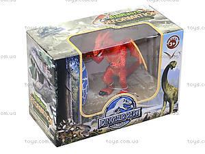 Игрушечный динозавр с яйцом «Парк Динозавров», 7705C, отзывы