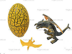 Игрушечный динозавр с яйцом «Парк Динозавров», 7705C, цена
