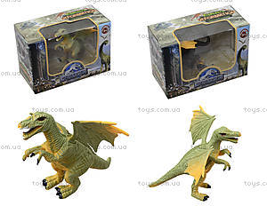 Детский динозавр серии «Парк Динозавров», 7705A