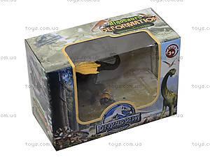 Детский динозавр серии «Парк Динозавров», 7705A, игрушки