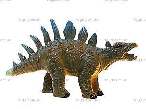 Детский динозавр серии «Парк Динозавров», 7705A, детские игрушки