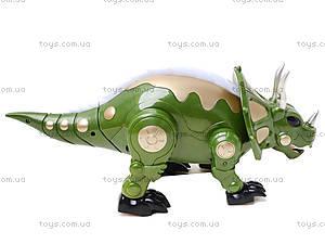 Динозавр PLAY SMART «Эпоха дино», 7587, игрушки