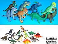 Динозавр резиновый Гонконг, 229, купить