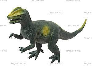 Резиновый динозавр «Гонконг», 12 видов, H386W, купить