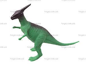 Резиновый динозавр «Гонконг», 12 видов, H386W, фото