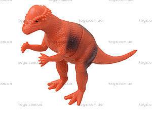 Резиновый динозавр «Гонконг», 12 видов, H386W, отзывы