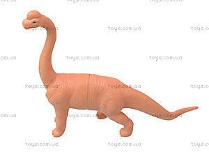 Резиновый динозавр «Гонконг», 12 видов, H386W, цена