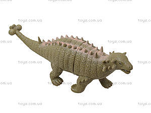 Резиновый динозавр «Гонконг», 12 видов, H386W, игрушки