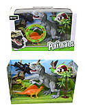 Интерактивный динозавр с аксессуарами, 800-62, фото