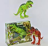 Динозавр со светом и звуком игрушечный, 1010A, фото