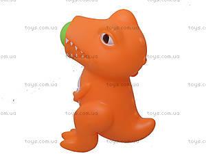 Игрушечный динозавр, стреляет шариками, WD161ABC, фото