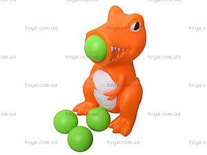 Игрушечный динозавр, стреляет шариками, WD161ABC, отзывы