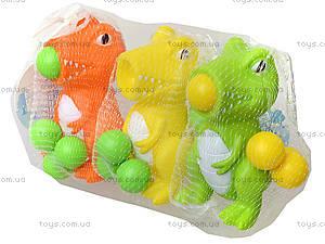 Игрушечный динозавр, стреляет шариками, WD161ABC, цена