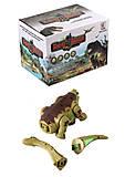Игрушечный Динозавр двигается с эффектами, YJ388-38, отзывы