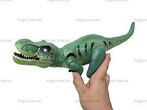 Интерактивный динозавр со светом и звуком, 1190, фото