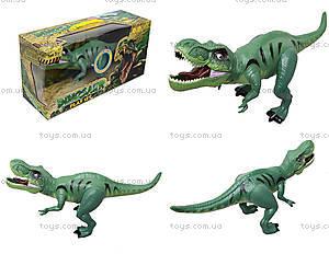 Интерактивный динозавр со светом и звуком, 1190