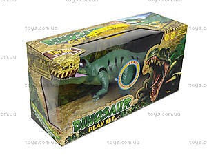Интерактивный динозавр со светом и звуком, 1190, отзывы