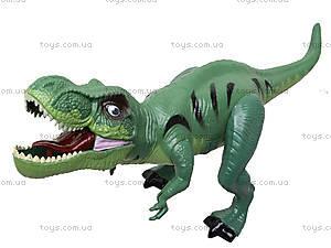 Интерактивный динозавр со светом и звуком, 1190, детские игрушки