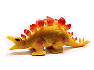 "Динозавр-тянучка ""Стегозавр"", A129DB"