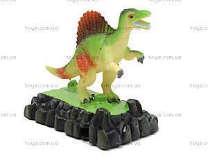 Игровая фигурка на подставке «Динозавр», TB020, фото