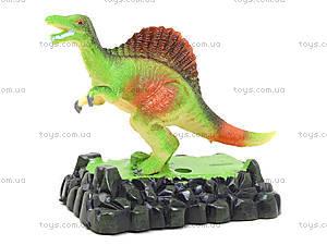 Игровая фигурка на подставке «Динозавр», TB020, игрушки