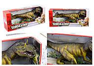 Большой игрушечный динозавр Юрского периода, SC045, фото