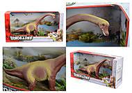 """Игрушечный динозавр """"Брахиозавр"""", SC044, отзывы"""