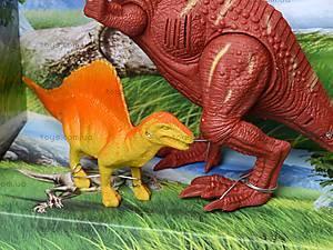 Динозавр игровой со светом и звуком, 800-72, купить