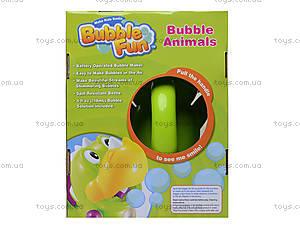 Генератор мыльных пузырей «Динозавр», 120 мл, 10018BDHOBB-BF, купить