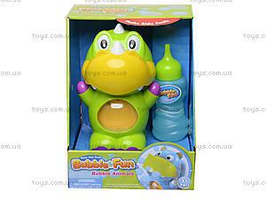 Генератор мыльных пузырей «Динозавр», 120 мл, 10018BDHOBB-BF, цена