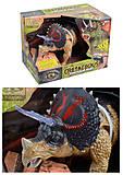 Динозавр с реалистичными звуками, 2 цвета, WS5315, отзывы