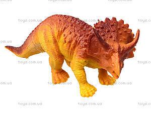 Игровой набор фигурок «Динозавры», 6 штук, E4-A4, цена