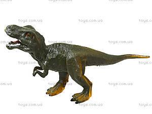 Игровой набор фигурок «Динозавры», 6 штук, E4-A4, игрушки