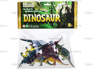Детский игровой набор «Динозавры», P7031-12, фото