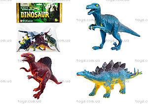 Детский игровой набор «Динозавры», P7031-12